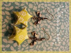 BO origami 02 Gift Wrapping, Gifts, Earrings, Handmade, Origami Easy, Gift Wrapping Paper, Presents, Wrapping Gifts, Favors