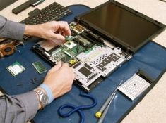 There are various computer repair and maintenance service provider who recycle the old and damaged laptop in the safest way.