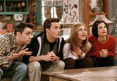 A collective gasp could be heard from Friends fans far and wide when it was announced that alums Matt LeBlanc and Matthew Perry were not invited to Jennifer Aniston& wedding. While Courtney Cox and Lisa Kudrow were notably in attendance, LeBlanc… Friends Tv Show, Tv: Friends, Friends Trivia, Friends Scenes, Friends Cast, Friends Episodes, Friends Moments, Friends Quizzes Tv Show, Chandler Friends