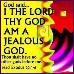 Exodus 20:1-6