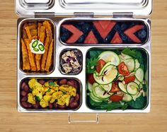 Zucchini Noodle Lunchbox