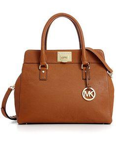 I'm not really a fan of Michael Kors stuff but I love this bag. I need a cute satchel