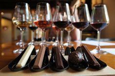 Stellenbosch ist bekannt für seine vielen Weingüter und Anlaufort für...