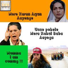 https://www.facebook.com/indiehainhum  Politics, Rahul Gandhi, UPA, Congress, Rahul Returns, Rahul Missing