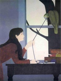 Will Barnet, 1911 ~ Abstract painter