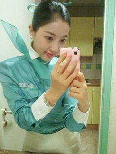 KOREAN AIR Flight Attendant/ Cabin Crew of ✩INSTAGRAM✩ 승무원 렛츠고~!!! :: 대한항공 승무원 이미지 체크받아보자