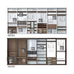 Ideas for wardrobe door knobs walk in closet Wardrobe Cabinets, Bedroom Wardrobe, Wardrobe Closet, Master Closet, Walk In Closet, Dressing Room Closet, Ikea Closet, Closet Space, Boffi