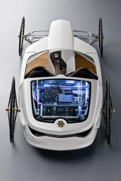 Cars of the *near* future