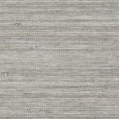 Aurora Walls  Solid, Grasscloth, Natural Fiber, Metallic, Wall Coverings  by Donghia