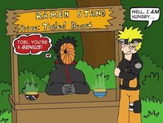 naruto funny pics | not sure who's funnier. Naruto or Tobi. from Dark Silver - hosted ...
