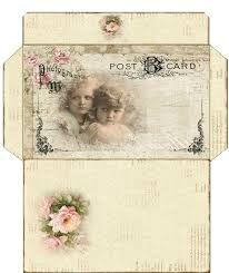 Image result for pinterest vintage images envelope 6 x 4 templates free