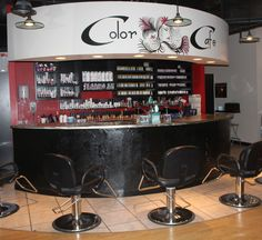 Color bar ideas google search salon ideas pinterest for A marcelite salon
