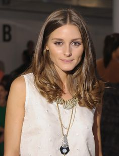 Olivia Palermo- great necklaces