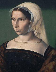 Anne Stafford, daughter of Sir William and Lady Mary Stafford (Boleyn)