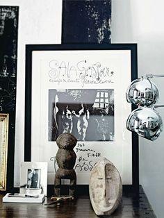 Habitually Chic®: Malene Birger's home
