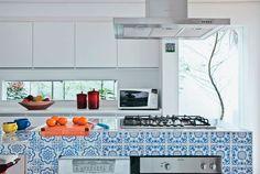 41 ideias de inspiração e materiais para bancadas na cozinha