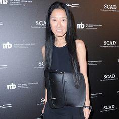 Vera Wang's Style Secret: Add One Really Big Accessory!