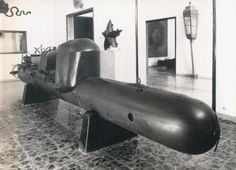 Maiale( Pig). The first human torpedo (the Italian Maiale) was electrically propelled, with two crewmen in diving suits riding astride. They steered the torpedo at slow speed to the enemy ship. The detachable warhead was then used as a limpet mine. They then rode the torpedo away. The idea was successfully applied by the Italian navy (Regia Marina) early in World War II and then copied by the British when they discovered the Italian operations.
