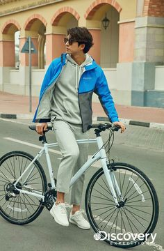 Gong Yoo | Discovery Expedition Spring/Summer Collection 2017