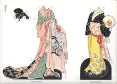 Japanesse Kimono clothes #5