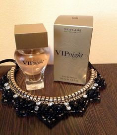 Review VIP Night by Oriflame