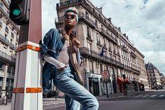 Vibrant Fashion Photography by Alexei Bazdarev #inspiration #photography