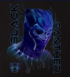 Black Panther Movie Poster 2018 Featuring A Digital Hologram of The New Black Panther Suit, Check Out the Black Panther Trailer Breakdown and Missed Details - DigitalEntertainmentReview.com