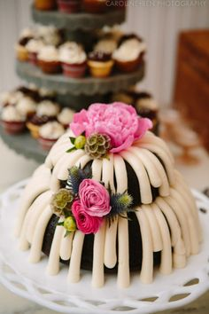 those neat bundt cakes! Style Me Pretty | Gallery