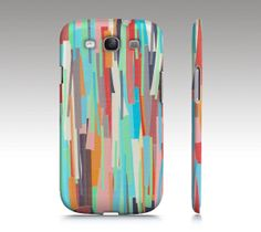 Galaxy S3 case Galaxy S4 case colorful abstract by RoveStudio, $35.00