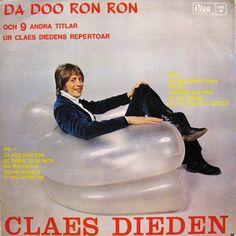 CLAES DIEDEN / Da Doo Ron Ron (LP)