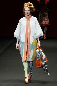 Hiroko Koshino F/W 2012