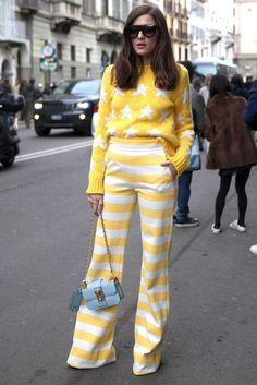 ELEONORA CARISI IN MAX MARA From Milan Fashion Week - Fashionista repin BellaDonna