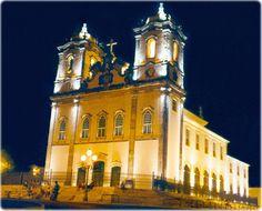 Igreja do Bonfim Iluminada