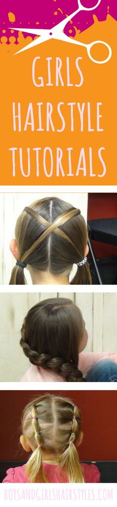 Thats so cool! they are so cool hairstyles! I like the First one the  Best!