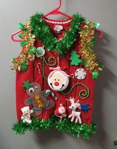 Kids Boys Childrens Tacky Ugly Christmas by tackyuglychristmas