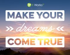 Take action and turn your dreams into reality!