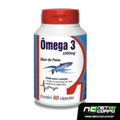 É um alimento funcional obtido do óleo de peixes marinhos de águas frias e profundas. Ajuda a regular a fluidez do sangue e os níveis de colesterol e de triglicerídeos no organismo, sendo importante na prevenção de doenças cardiovasculares.