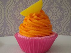 Two To Mango Cupcake Bubble Bomb Mango Sorbet by MadandMacBath, $6.00 ...