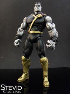 Ultimate Colossus (Marvel Legends) Custom Action Figure