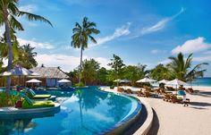 Swimming pool. Six Senses Laamu, Maldives. © Six Senses Resorts & Spas