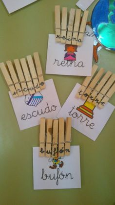 Las Letras Archives - Page 2 of 8 - Actividades infantil Educational Activities, Preschool Activities, Language Activities, Speech And Language, Teaching Tools, School Projects, Special Education, Phonics, Kids Learning