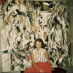 Joan Mitchell  -  Archives of American Art