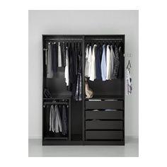 """PAX Wardrobe - 59x26x79 1/4 """", - - IKEA"""