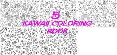 kawaii coloring book ebook pdf kids colouring chibi fairy lei download fairy food pastel goth pdf digital coloring kawaii lasoffittadiste