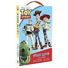 Toy Story Fun Kit (Hardcover)