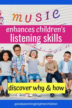 Here are 2 very powerful ways music can help kids who are learning disabled. Strategies, activities, types of learning disabilities that increase awareness and demonstrates how music helps kids with learning disabilities Good Listening Skills, Music Activities For Kids, Sensory System, Help Kids, Teacher Blogs, Elementary Music, Learning Disabilities, Music Classroom, Teaching Music