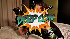 5 Seconds of Summer - Announcing... DERP CON !! Guys, if you go, take me with you. Please. LUIES HAIR LOOKED BROWN