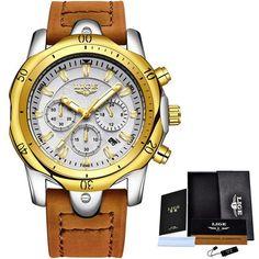 relojes hombre 2018 LIGE Mens Watches Top Brand Luxury Quartz Watch Men Casual Leather Military Luminous Waterproof Sport Watch