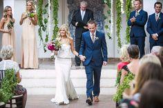 Photography: JL Photographers - www.jl-photographers.com  Read More: http://www.stylemepretty.com/california-weddings/2015/03/04/boho-chic-rancho-las-lomas-wedding/