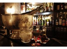 Experimental Cocktail Club - Soho